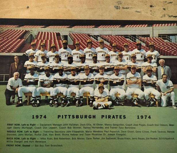 Pittsburgh Pirates 1974
