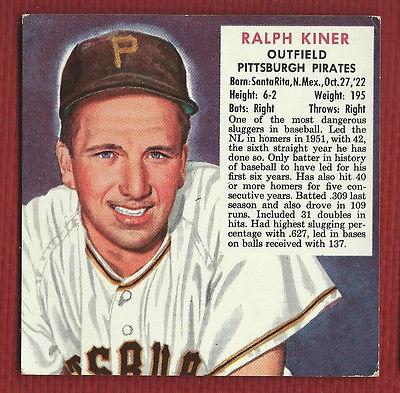 Ralph Kiner 8