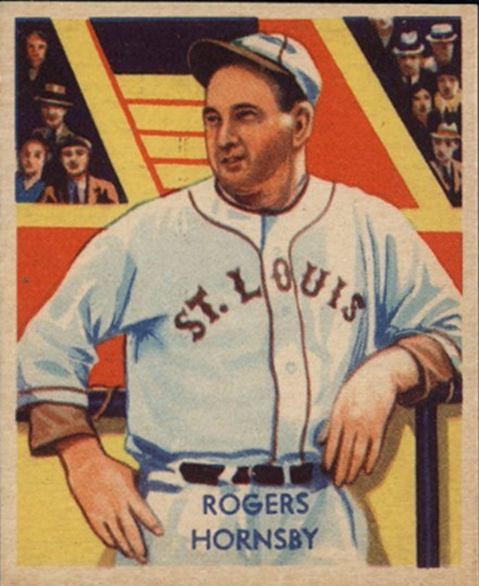 Rogers Hornsby 15