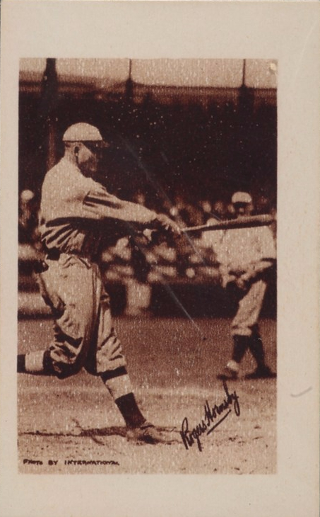 Rogers Hornsby 16