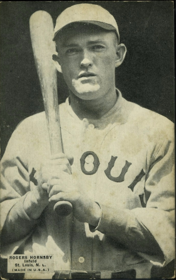 Rogers Hornsby 7
