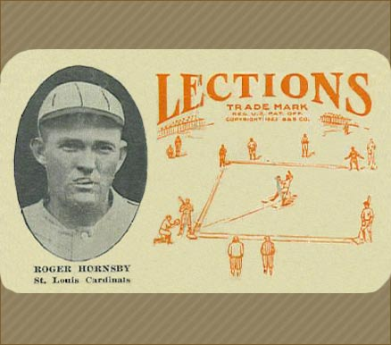 Rogers Hornsby 9