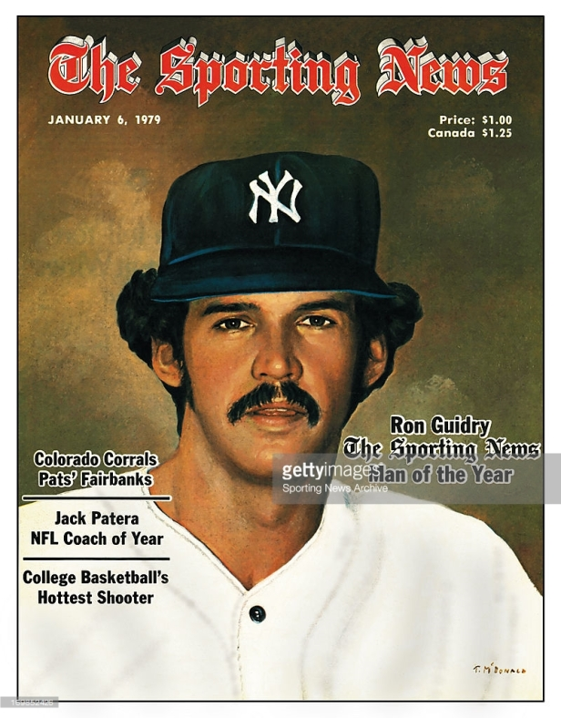 Ron Guidry 7