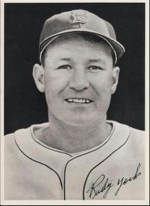 Rudy York