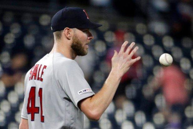 Red Sox Royals Baseball