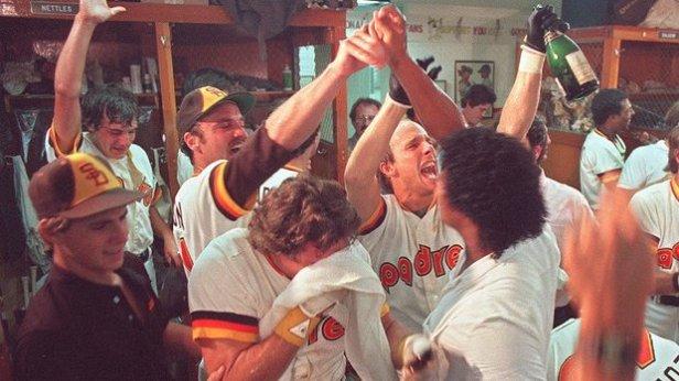 San Diego Padres 1984