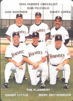 San Diego Padres 1996