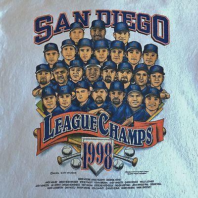 San Diego Padres 1998