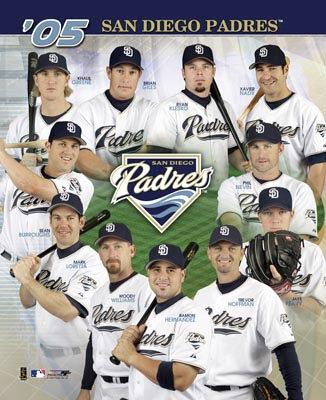 San Diego Padres 2005