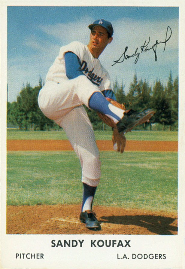 Sandy Koufax 8