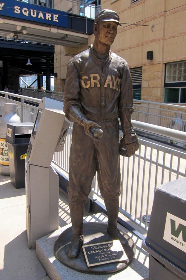 Smokey Joe Williams Statue