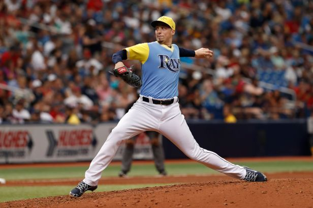 MLB: AUG 26 Red Sox at Rays