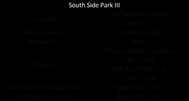 South Side Park III