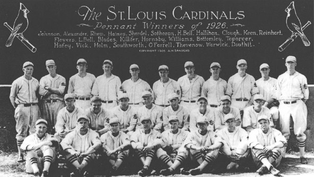 St. Louis Cardinals 1926