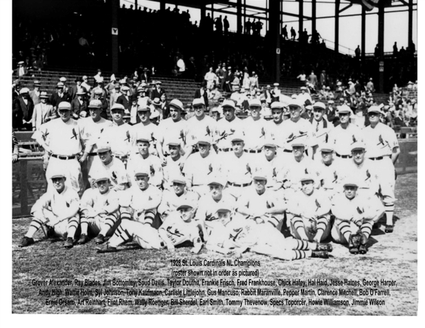 St. Louis cardinals 1928