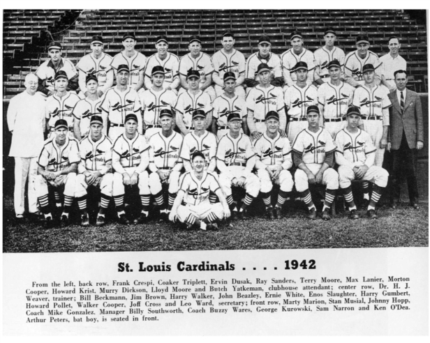 St. Louis Cardinals 1942