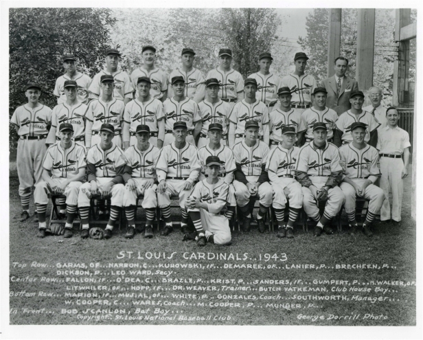 St. Louis Cardinals 1943