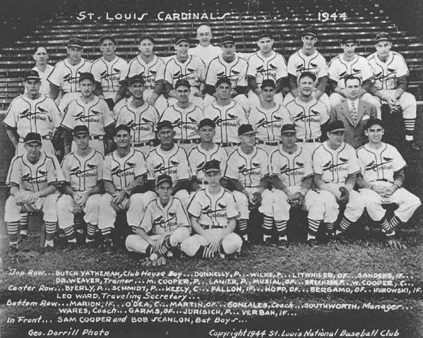 St. Louis Cardinals 1944