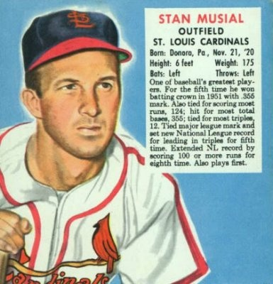 Stan Musial 10