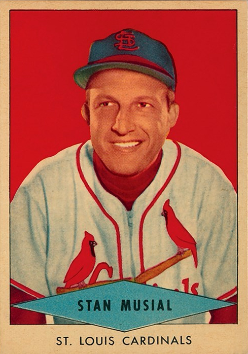 Stan Musial 18