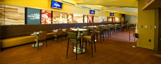 SunTrust Club - Turner Field