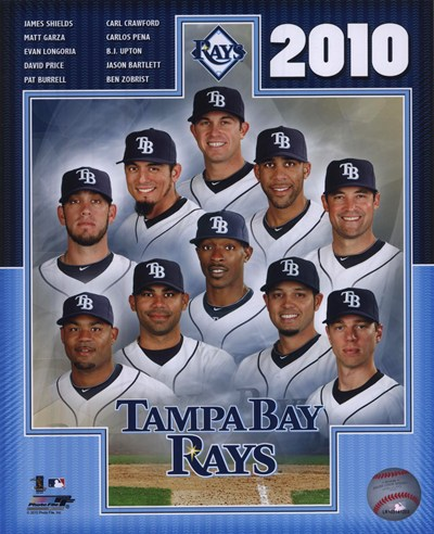 Tampa Bay Rays 2010