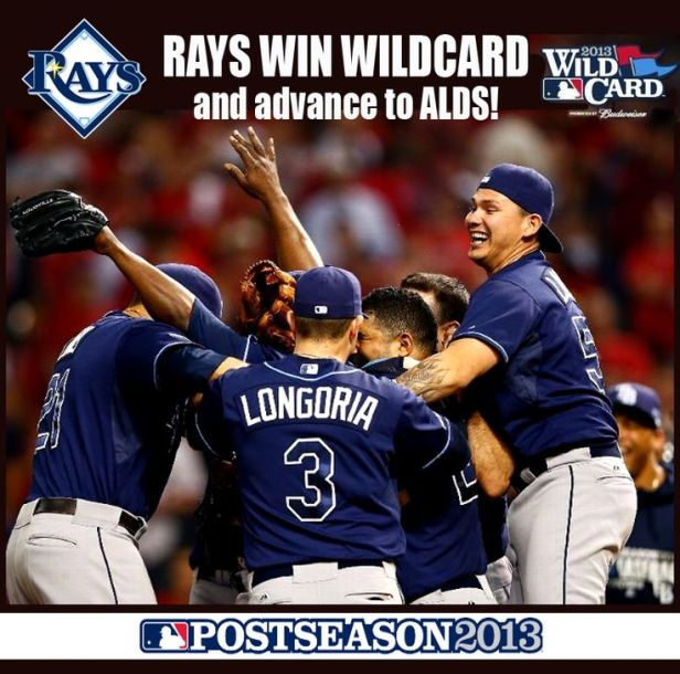 Tampa Bay Rays 2013