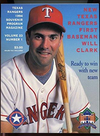 Texas Rangers 1994