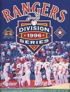 Texas Rangers 1996