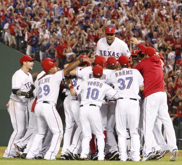 Texas Rangers 2011