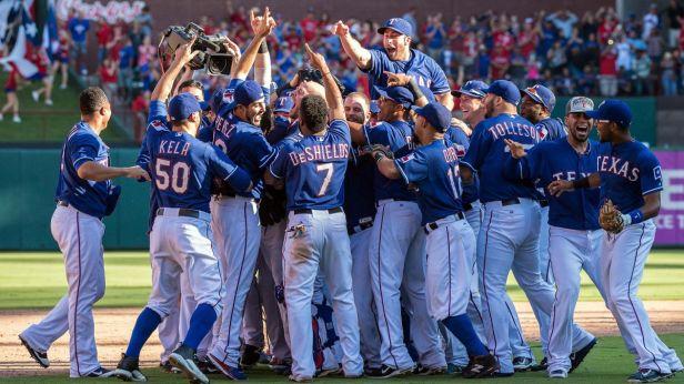 Texas Rangers 2016