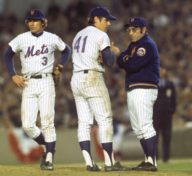 New York Mets vs Oakland Athletics, 1973 World Series