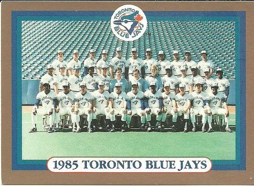 Toronto Blue Jays 1985