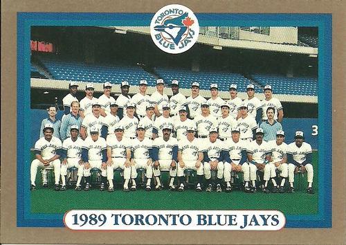 Toronto Blue Jays 1989