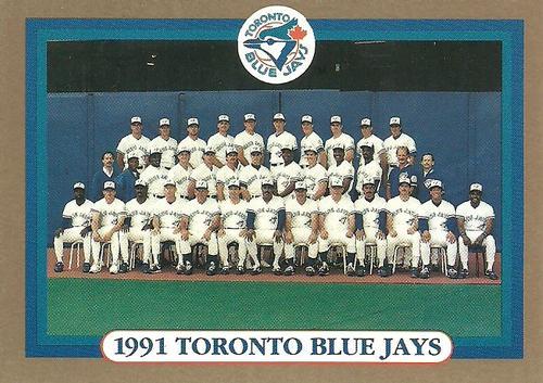 Toronto Blue Jays 1991