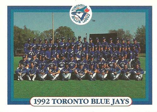 Toronto Blue Jays 1992