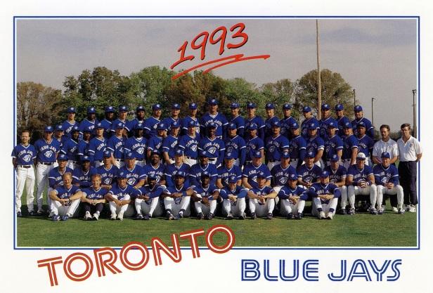 Toronto Blue Jays 1993