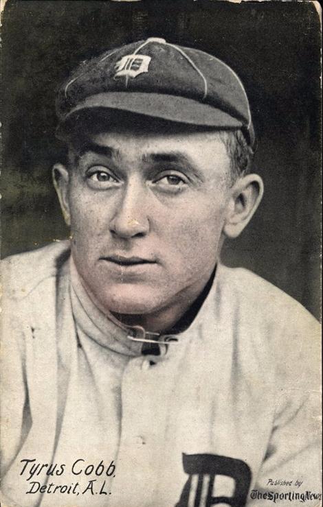 Ty Cobb 19