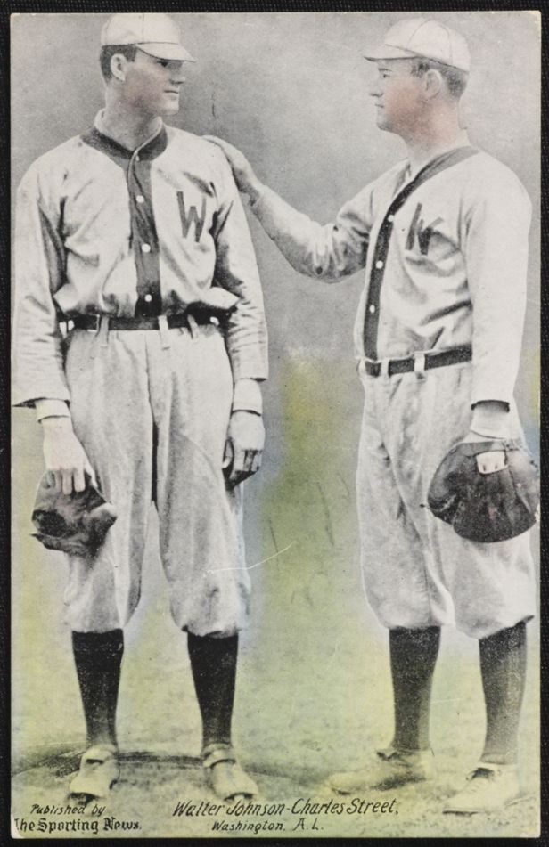 Walter Johnson 11