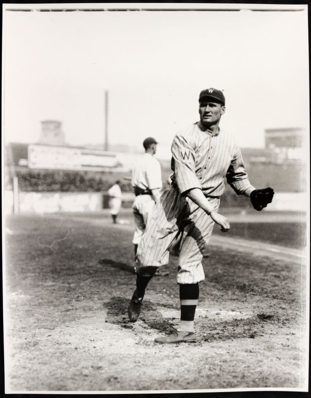 Walter Johnson 12