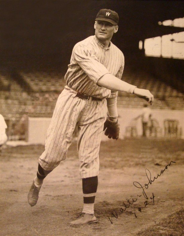 Walter Johnson 13