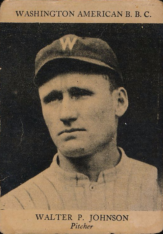 Walter Johnson 14