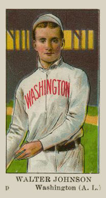 Walter Johnson 15