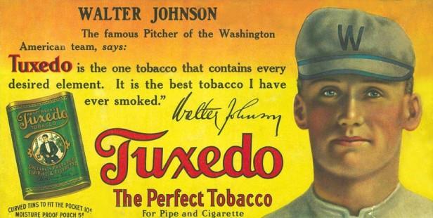 Walter Johnson 16