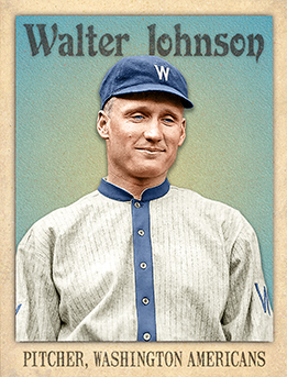 Walter Johnson 17