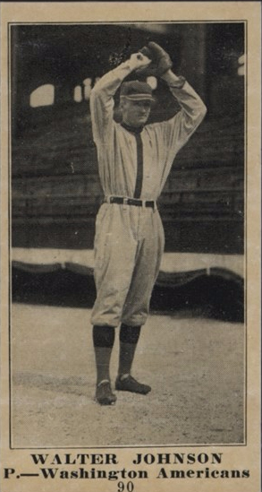 Walter Johnson 19