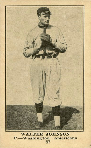 Walter Johnson 20
