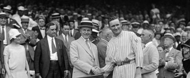 Walter Johnson 21