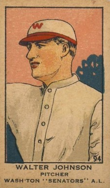 Walter Johnson 22
