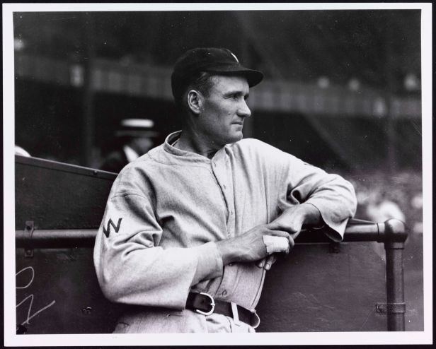 Walter Johnson 23